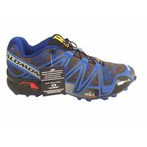 Zapatillas Salomon Speedcross3 Camufladas Modelos Exclusivos