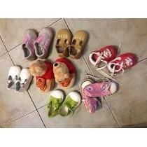 Zapatillas Para Bebes, Primeras Marcas (pack 7)
