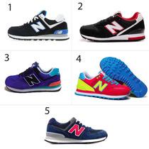 Zapatillas New Balance 574. Modelos Exclusivos 2016