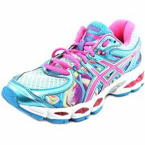 Zapatillas Asics Gel Nimbus Mujer Running Ultimos Pares