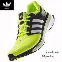 Zapatillas Adidas Energy Boost Mujer Y Hombre Running Correr