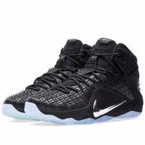 Botitas Hombre Basket Nike Le Bron Talle Us11( 29cm)