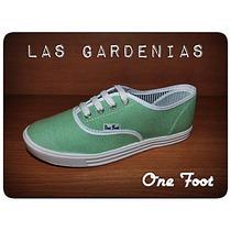 Zapatillas Lona Tipo Alpargata, Nuevas, Solo 36