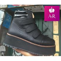 Zapato Zapatilla Con Abrojo!! Super Divina