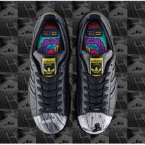 Zapatillas Adidas Originals Pharrel Williams Us 9 Uk 8.5