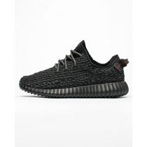 Zapatillas Adidas Yeezy Boost 350 Originales! Negro Mujer!
