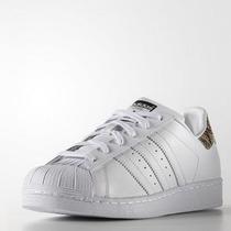 Zapatillas Dama Adidas Superstar - White - Mod B35439