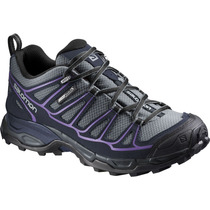 Zapatillas Trekking Salomon X Ultra Prime Cs Wp Impermeables