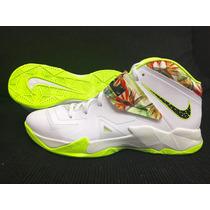 Nike Zoom Soilder Vii Lebron James - Zapatillas De Basquet