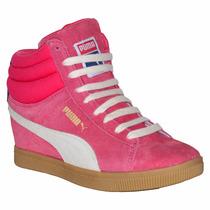Zapatillas Puma Mujer Wedge Basic Sport 35921602