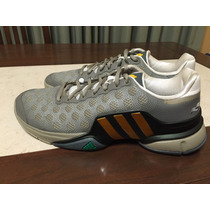 Zapatillas Adidas Barricade 2015 Wall Street Ed. Limitada