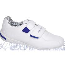 Zapatillas Sergio Tacchini Urbano 2 Velcros Bi(05003)