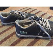 Zapatillas Modelo Lacoste