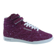 Botas Reebok Freestyle Red Social Ultralite