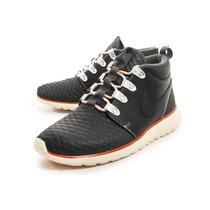 Nike Zapato Urbano Roshe Run Sneakerboot Qs Cuero Genuino