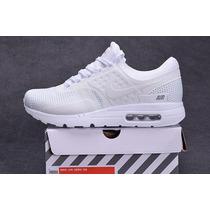 Zapatillas Nike Air Max Zero Qs Mujer - En Caja