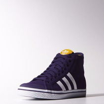 Adidas Honey Stripes Mid Uk 5 1/2 -- Us 7 --cod 1085