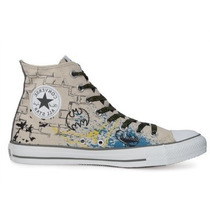 Zapatilla Converse Chuck Taylor All Star Comic 132438c