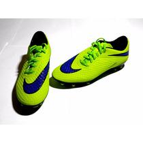 Botines Nike Hypervenom Phelon Fg Importados Talle 9 Us