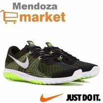 Zapatillas Nike Flex Fury Gs, Nuevas En Caja