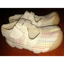 Zapatillas Nena Modelo Pezuñas Talle 27 Nuevas