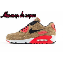 Nike W Air Max 90 Anniversary Infrared Cork Mujer