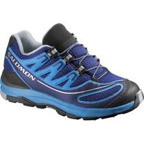 Zapatillas Running Salomon Xa Pro 2 K Niños Infantil Deporte
