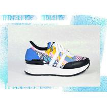 Plataforma Sneakers Zapatillas