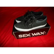 Zapatillas Para Skate Sex Wax Modelo Ladas
