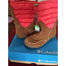 Botas De Mujer Importadas Columbia