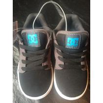 Zapatillas Dc Talle 29 Para Niña O Niña Líquido $ 750 !!!