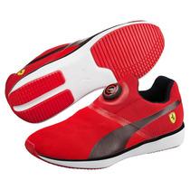 Zapatillas Puma Disc Sf (rojo) Mpim H