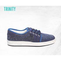 Zapatillas Krial Trinity Azul !! Nuevos Modelos
