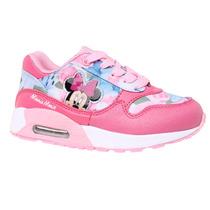 Zapatillas Disney Deportiva Air Minnie Flores Cord