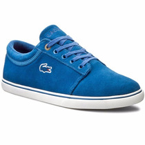 Zapatillas Lacoste Lona Vaultstar Sleek / Brand Sports