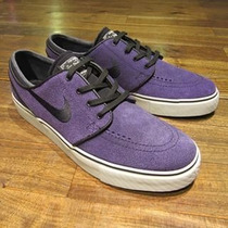 Zapatillas Nike Sb Zoom Stefan Janoski Hyper Grape 11.5 Us