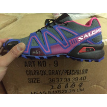 Zapatillas Salomon Mujer