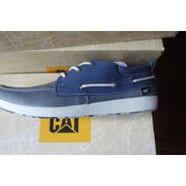 Unicos Zapatos Cat Caterpillar Alec Cvs N° 41.5 !!!!!