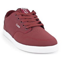 Zapatilla Qix Base Burgundy *zona Munro*
