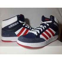 Zapatillas Adidas Vlneo Hoops Mid, Originales!!!