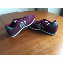Zapatillas New Balance Modelo 373 Hermosas!talle 41