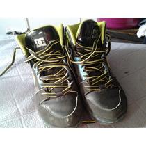 Zapatillas Botitas Dc Traidaa De Usa N° 5 ( 37 De Aca )