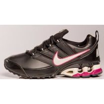 Nike Impax Contain Wmns Zapatillas Running Shox Unicas Cuero