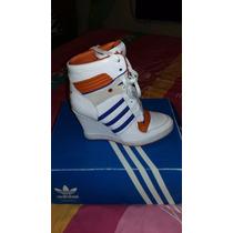 Zapatillas Adidas Originals Con Taco Escondido !