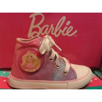 Zapatillas Barbie Botitas Con Luces. Monster High