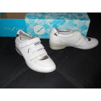 Zapatillas Lady Stork - Talle 35 - Como Nuevas