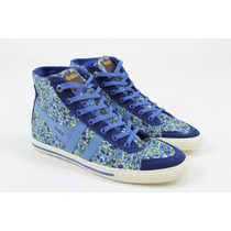 Zapatillas Gola Liberty Art Botitas Talle 7 Usa 38 Eur