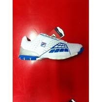 Zapatillas Fila Slingshot Tenis Padel Voley Envío Exclusivo1