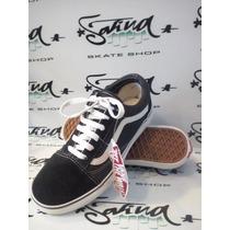 Zapatillas De Skate Vans Old Skool!!!