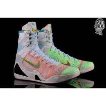 Zapatillas Basquet Nike Kobe 9 Ix Elite Premium